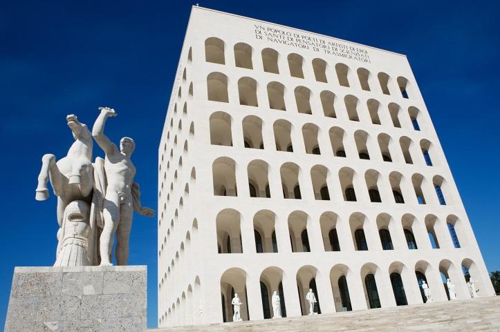 Palazzo-della-Civiltà-Italiana-Eur