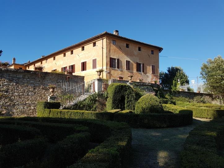 villa catigano dj